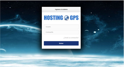 gps tracker 24/7 hosting