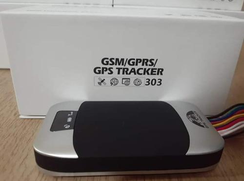 gps tracker 303 con instalación