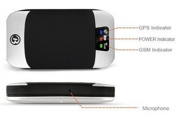 gps tracker 303h/f + linea 2g + plataforma