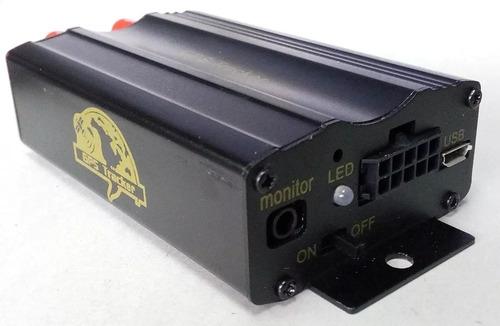 gps tracker alarma 103a rastrea apaga enciende carro moto