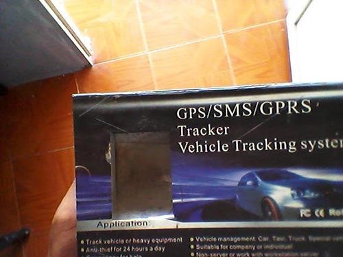 gps tracker alarma