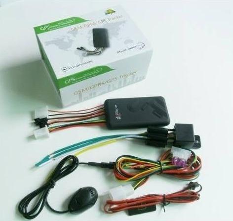 gps tracker alarma gsm rastreo de carros motos gt-06 celular
