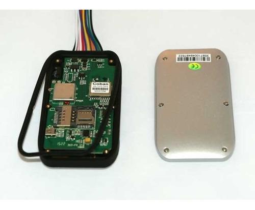 gps tracker coban 303g vehículo rastreo satelital plataforma