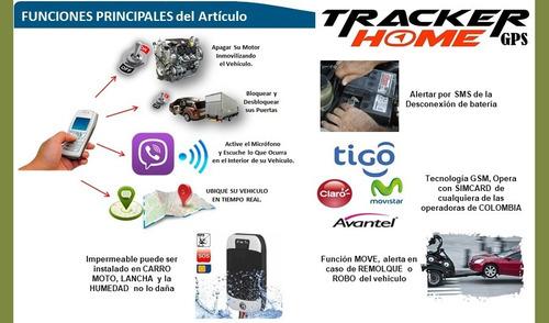 gps tracker coban 311c moto + opcional la promocion