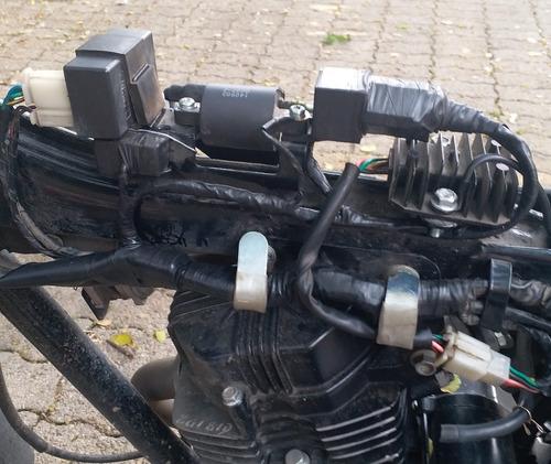 gps tracker coban 311c moto+plataform+sirena+simcard+recarga