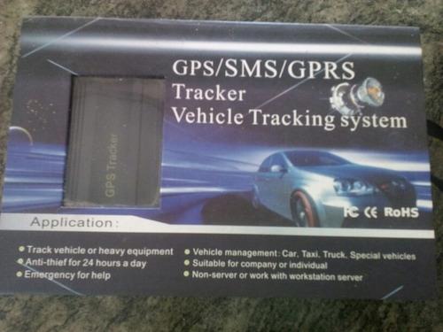 gps tracker gsm para vehiculos