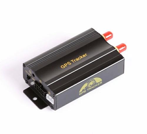 gps tracker localizador rastreador vehicular tk103-a
