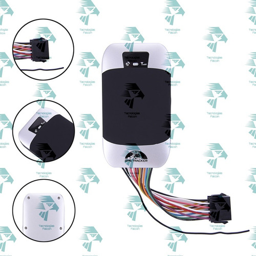 gps tracker localizador satelital 303g coban chip gratis