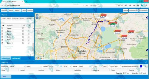 gps tracker localizador satelital rastreador auto sin rentas
