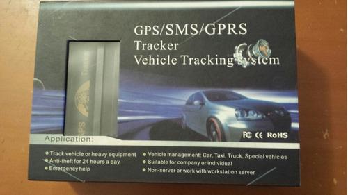 gps tracker para vehiculos nuevos