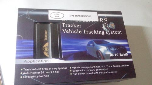 gps tracker rastreo satelital antirrobo carro moto rohs