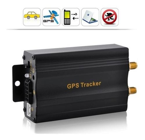 gps tracker - rastreo satelital antirrobo seguimiento