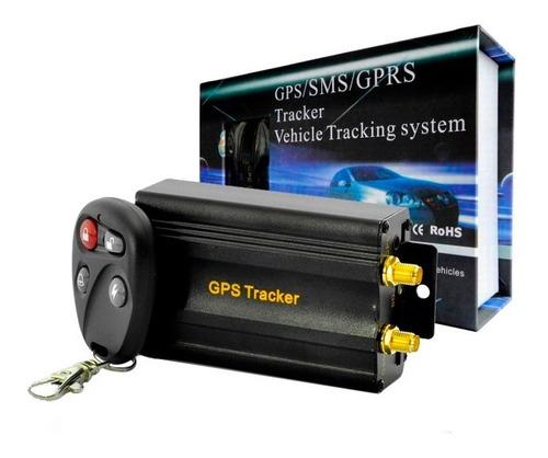 gps tracker rastreo seguimiento corta corriente tk 103b
