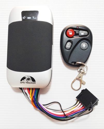 gps tracker satelital homologado gps303g para carro o moto
