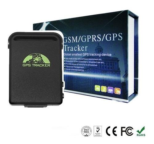 gps tracker tk 102b rastreador micrófono espía original