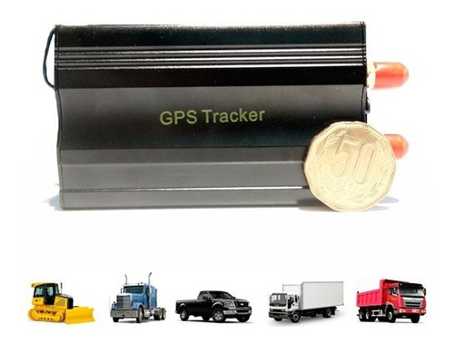 gps tracker tk 103 original rastreo corta corriente coban