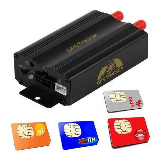 gps tracker tk-103b rastreador bloqueador gps sms alarme