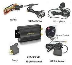 gps tracker tk 103b  rastreador de vehiculo