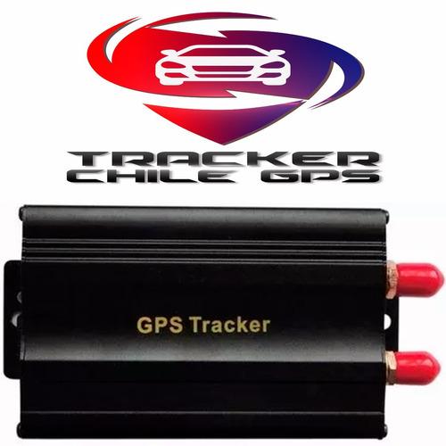gps tracker tk103+chip+corta corriente envio gratis gratis