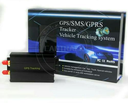 gps tracker tk103a satelital para vehiculo, camion, moto