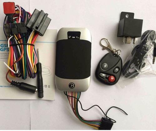 gps tracker tk303 g, moto rastreo satelital, imei registrado