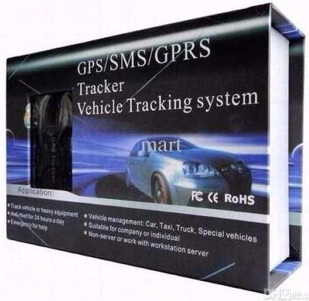gps tracker vehicular coban original con plataforma