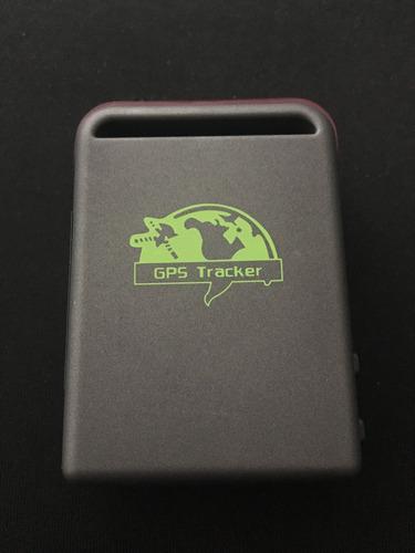 gps tracker vehicular satelital portatil tk102b