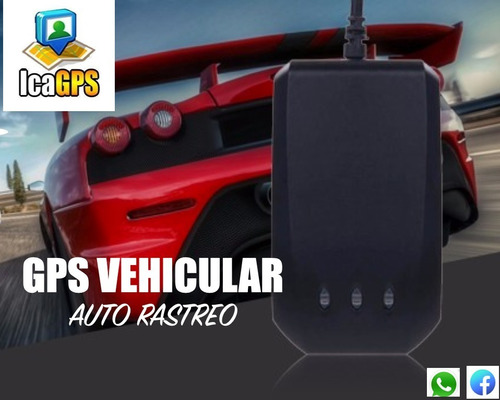 gps vehicular ica
