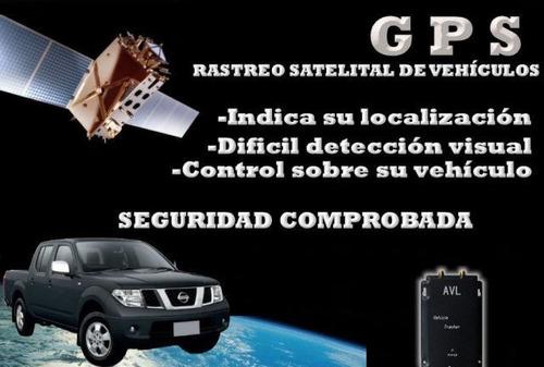 gps vehicular rastreo auto localizador anti robo vía celular