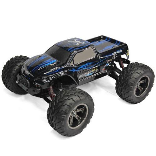 gptoys s911 2,4 g escala 1: 12 monster rc carro coche eléctr