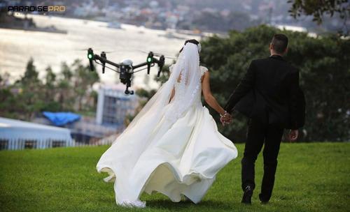 grabacion con drone eventos,  bodas y mucho mas