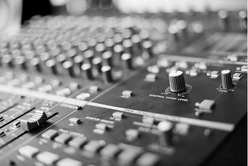 grabación estudio musica