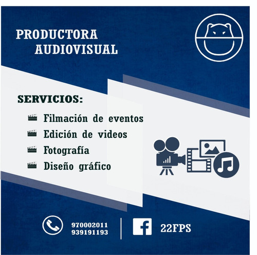grabación, fotografía y edición de eventos