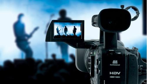 grabación y edición profesional (corporativo-eventos-promos)