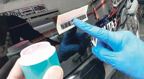 grabado de cristales nueva patente