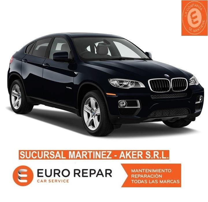 Grabado De Vidrios Euro Repar Car Service Sucursal Martinez 599