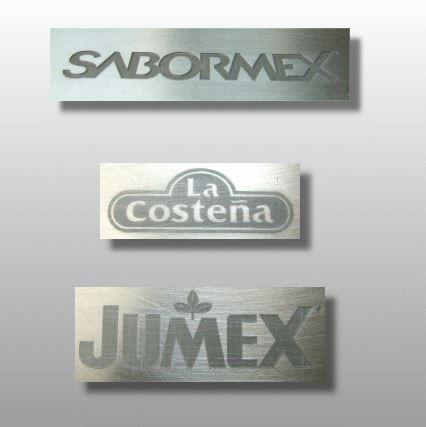fefd623859be Grabado Joyería Metal Acrílico Placas Lamicoid Acero Relojes - en ...