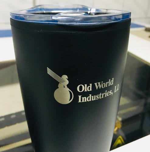 grabado láser en metal, madera, acrílico, merchandising