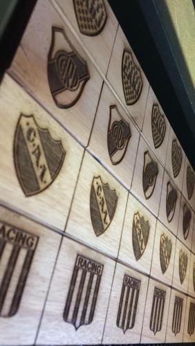 grabado láser madera, cuero, acrilico, mdf, etc.