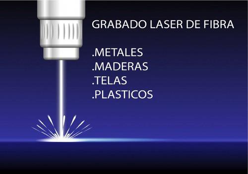 grabado laser metales, maderas, telas