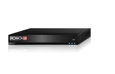 grabador autonomo nvr provision-isr nvr5-4100px 4 canales