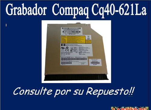 grabador compaq cq40-6214la