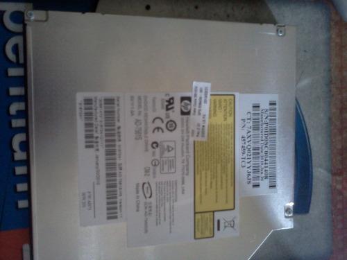 grabador de dvd hp para laptop sata