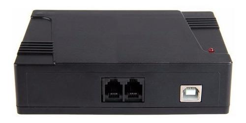 grabador de llamada / conversaciones telef. por usb 1 linea