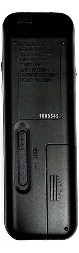 grabador de voz digital con usb integrado icd-px470