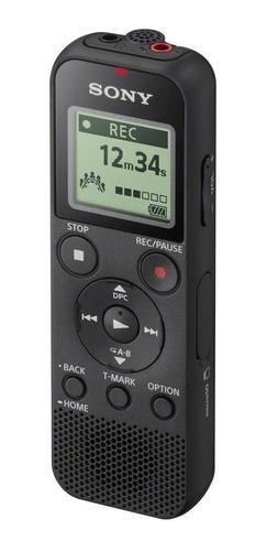 grabador de voz digital con usb integrado icd-px470 + obsequ