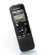 grabador de voz digital sony doble micrófono 1073hrs usb mic