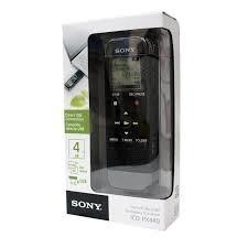 grabador digital sony