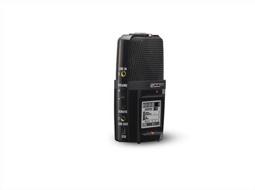 grabador digital zoom h2n