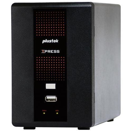 grabador en red network recorder plustek xpress importado